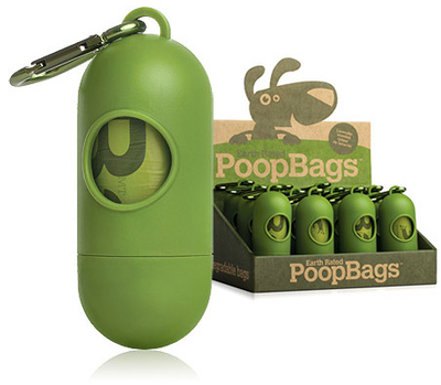 Earth Rated PoopBags - Dispenser and Roll